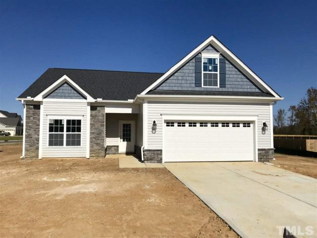 57 Southern Acres Drive, Fuquay Varina, NC 27526 (#2199348) :: The Perry Group