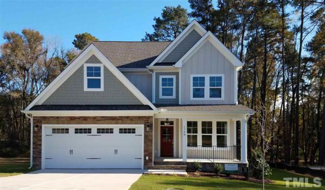 1708 Castling Court, Wake Forest, NC 27587 (#2200937) :: The Perry Group