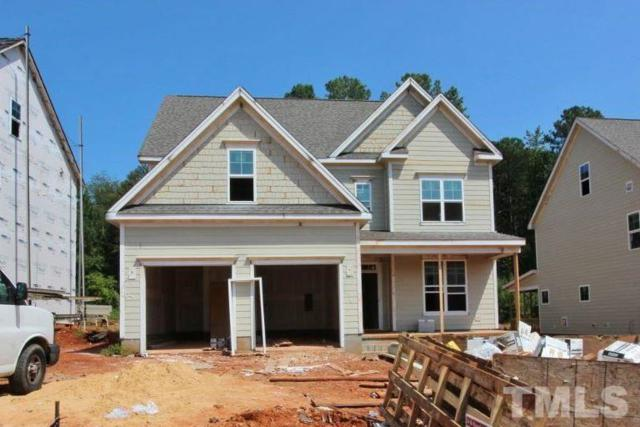 229 Logans Manor Drive, Holly Springs, NC 27540 (#2201557) :: Rachel Kendall Team