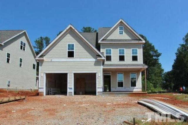 233 Logans Manor Drive, Holly Springs, NC 27540 (#2201618) :: Rachel Kendall Team