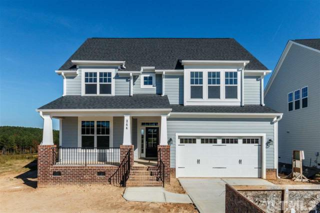 244 Legacy Club Drive, Chapel Hill, NC 27517 (#2205413) :: The Perry Group