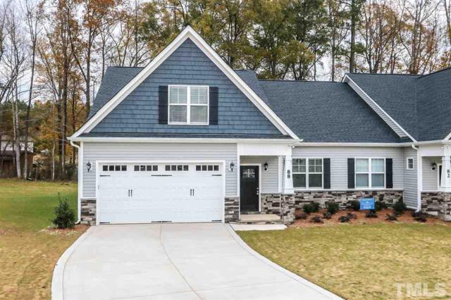 88 Highmeadow Lane, Clayton, NC 27520 (#2205465) :: Raleigh Cary Realty