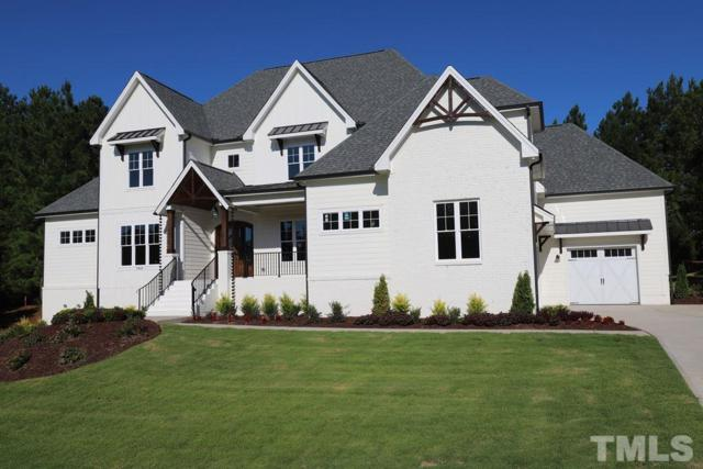 7605 Dover Hills Drive, Wake Forest, NC 27587 (#2205845) :: Rachel Kendall Team