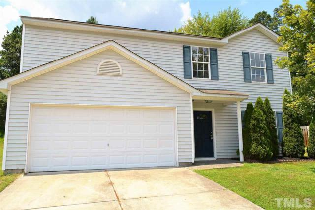 3924 Tyler Bluff Lane, Raleigh, NC 27616 (#2208082) :: RE/MAX Real Estate Service