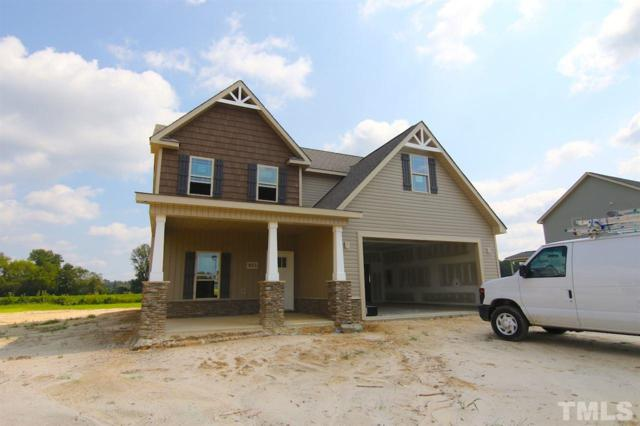 415 Planters Ridge Drive, Pikeville, NC 27863 (#2208238) :: The Abshure Realty Group