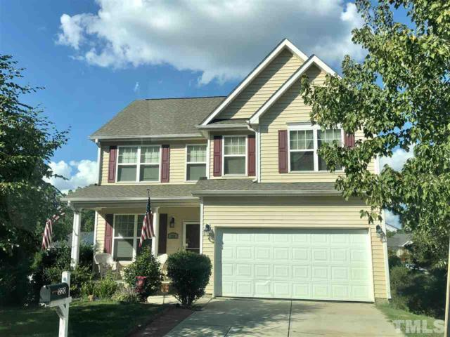 220 Talley Ridge Drive, Holly Springs, NC 27540 (#2210511) :: The Jim Allen Group