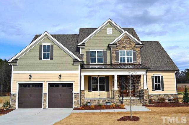 1537 Sweetclover Drive, Wake Forest, NC 27587 (#2213242) :: The Jim Allen Group