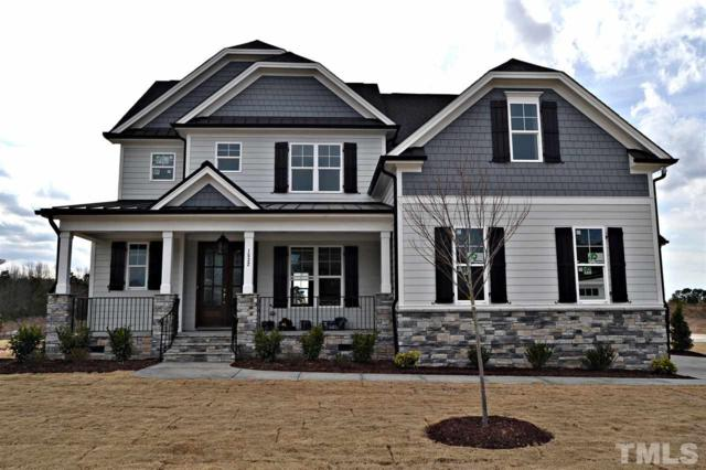 1532 Sweetclover Drive, Wake Forest, NC 27587 (#2213666) :: The Jim Allen Group