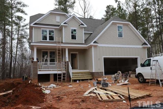 405 Blue Heron Drive, Youngsville, NC 27596 (#2214233) :: Rachel Kendall Team