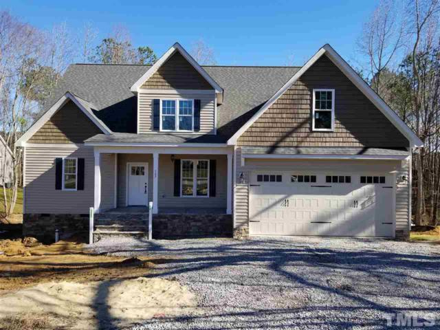 107 Justin Lane, Louisburg, NC 27549 (#2214516) :: Marti Hampton Team - Re/Max One Realty