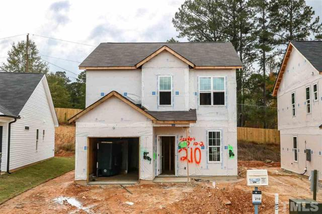 365 Crawford Parkway, Clayton, NC 27520 (#2216033) :: The Perry Group
