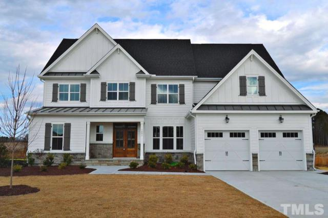 1601 Sweetclover Drive, Wake Forest, NC 27587 (#2217720) :: The Jim Allen Group