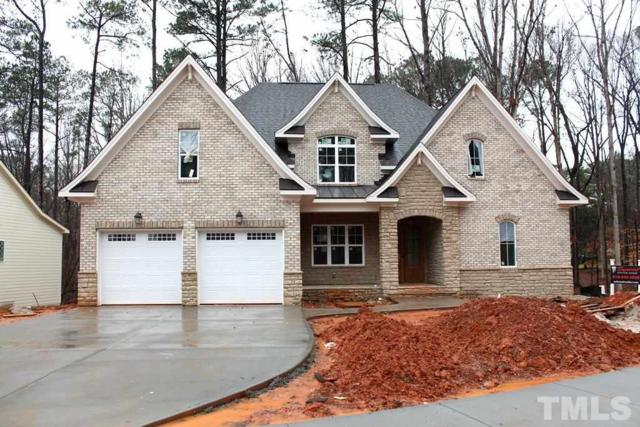 8037 Ghost Pony Trail, Raleigh, NC 27613 (#2219331) :: Rachel Kendall Team