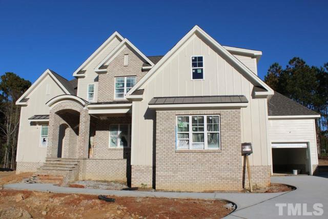 520 Myrna Lane, Wake Forest, NC 27587 (#2219590) :: The Perry Group