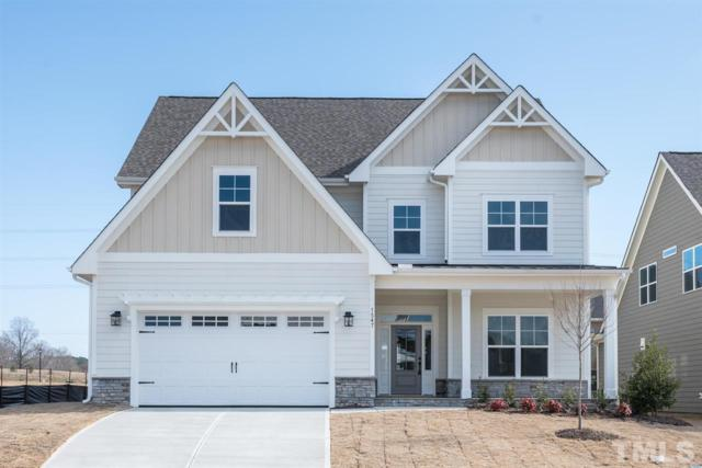 1547 Bicknor Drive, Apex, NC 27502 (#2221770) :: The Jim Allen Group