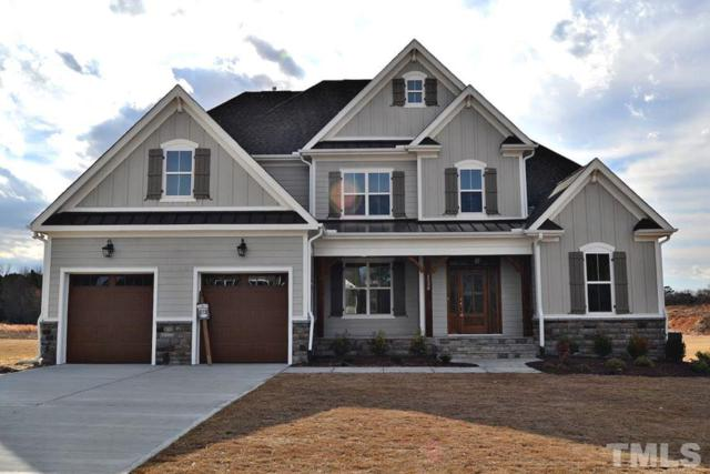 1536 Sweetclover Drive, Wake Forest, NC 27587 (#2223535) :: The Jim Allen Group