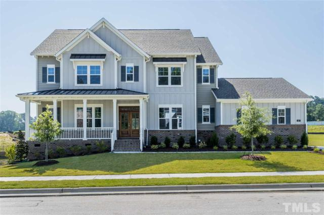 417 Grand Highclere Way #34, Apex, NC 27523 (#2226527) :: Raleigh Cary Realty