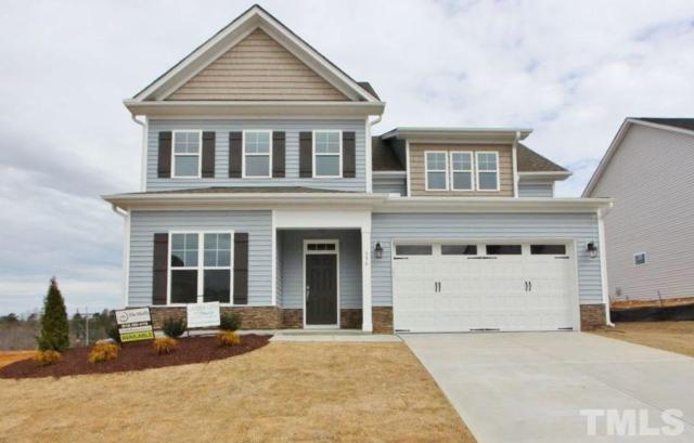 356 Cascade Hills Lane, Wake Forest, NC 27587 (#2226632) :: The Perry Group