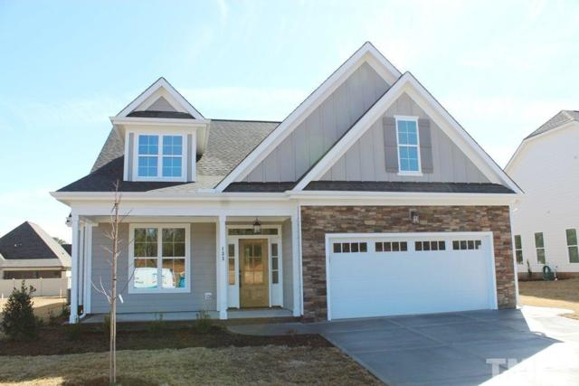 133 Plantation Drive, Youngsville, NC 27596 (#2227907) :: The Perry Group