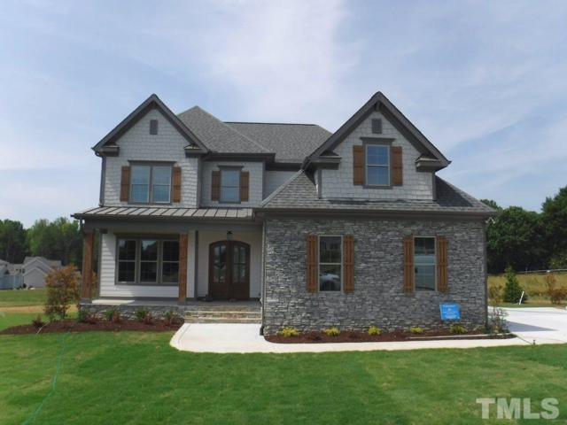 3312 Donlin Drive, Wake Forest, NC 27587 (#2228141) :: The Perry Group
