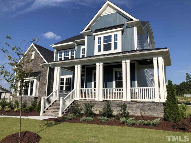 421 Grand Highclere Way #35, Apex, NC 27523 (#2230678) :: Marti Hampton Team - Re/Max One Realty