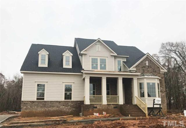 209 Silent Cove Lane Lot 125, Holly Springs, NC 27540 (#2233385) :: The Perry Group