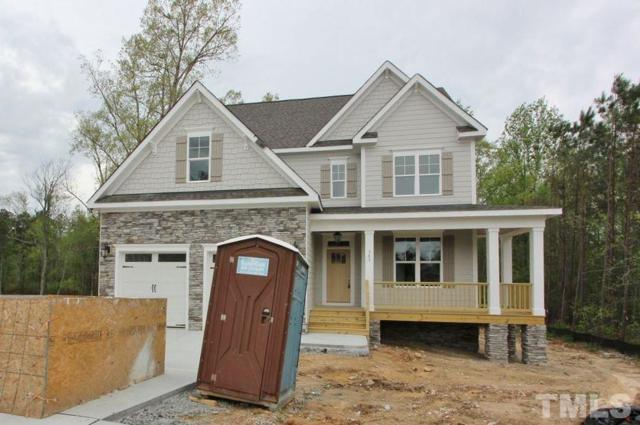 303 Cedar Pond Court, Knightdale, NC 27545 (#2238678) :: The Perry Group