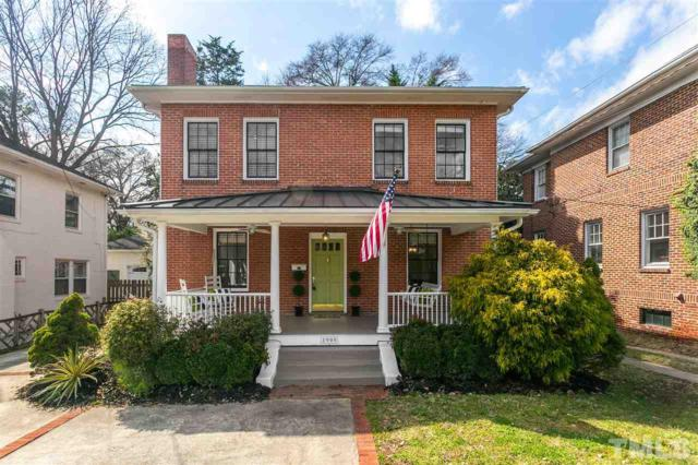 1909 Glenwood Avenue, Raleigh, NC 27608 (#2239774) :: The Perry Group