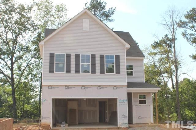 1437 Haltwhistle Street #12, Wake Forest, NC 27587 (#2239837) :: Raleigh Cary Realty