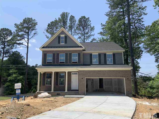 2416 Jester Drive #29, Apex, NC 27523 (#2241053) :: Raleigh Cary Realty