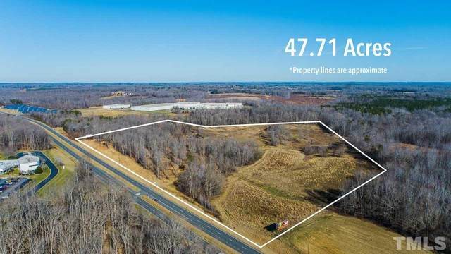 47.71 acres Durham Road, Timberlake, NC 27583 (#2241570) :: Saye Triangle Realty