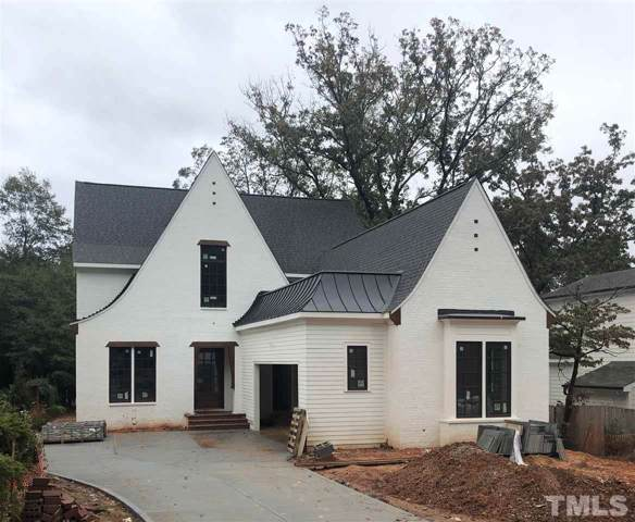 2118 Cowper Drive, Raleigh, NC 27608 (#2252563) :: Raleigh Cary Realty