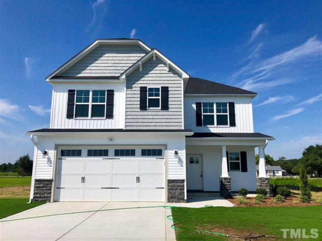 92 Heart Pine Drive, Wendell, NC 27591 (#2253308) :: The Perry Group