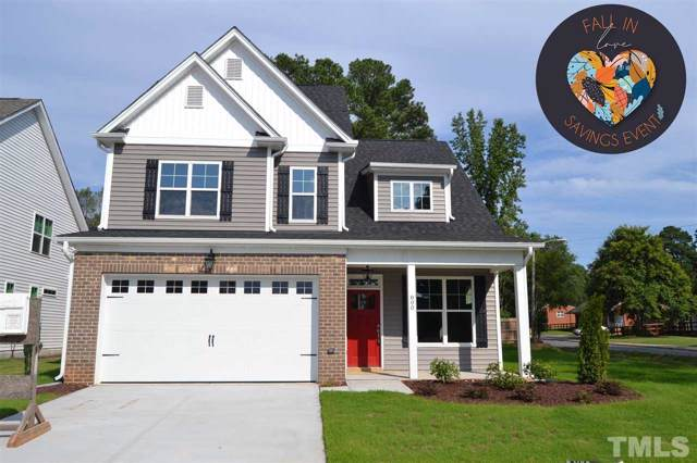 800 Oak Knoll Lane, Wake Forest, NC 27587 (#2254295) :: Raleigh Cary Realty
