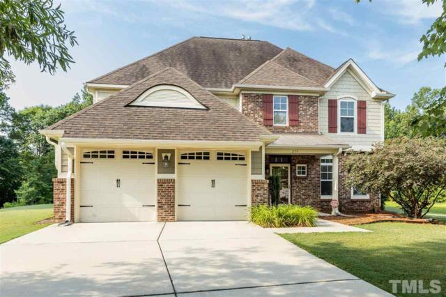 235 Fawn Hill Court, Garner, NC 27529 (#2259092) :: The Jim Allen Group