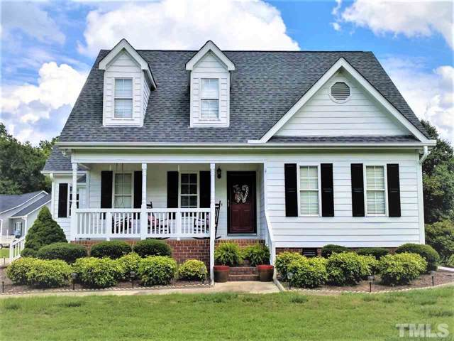 5000 Country Day Drive, Zebulon, NC 27597 (#2262375) :: Spotlight Realty