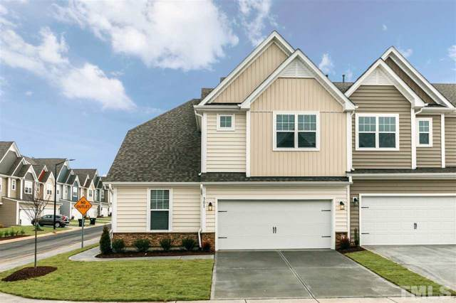 301 Shale Creek Drive, Durham, NC 27703 (#2264932) :: Dogwood Properties