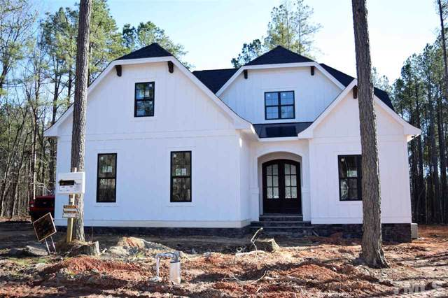 1204 Smith Creek Way, Wake Forest, NC 27587 (MLS #2270194) :: The Oceanaire Realty