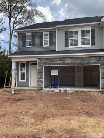 5107 Jessip Street #23, Morrisville, NC 27560 (#2276032) :: Marti Hampton Team - Re/Max One Realty