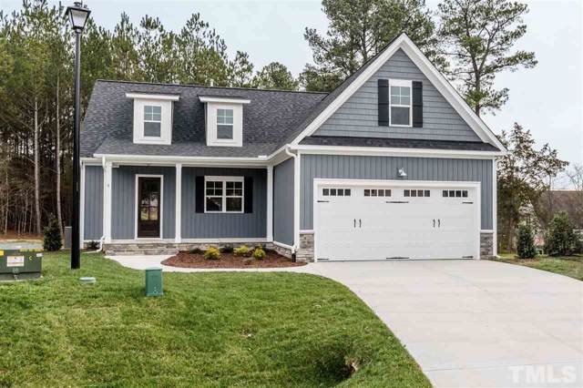 5 Walking Trail, Youngsville, NC 27596 (#2277095) :: The Jim Allen Group