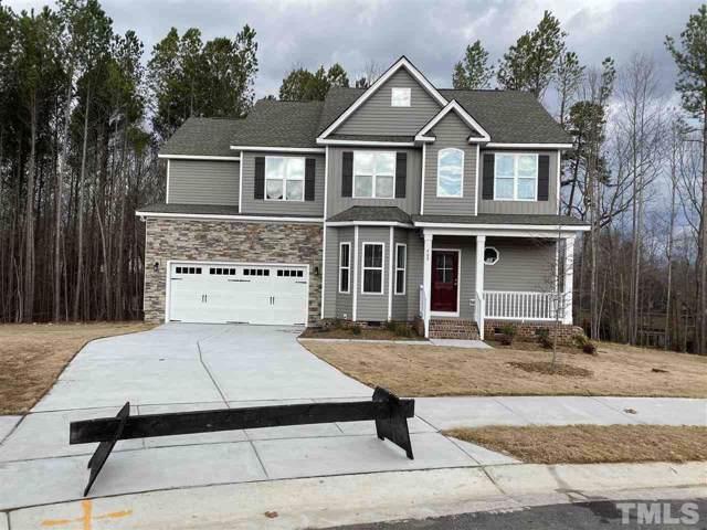 405 Hawkesburg Drive, Clayton, NC 27527 (#2279593) :: The Jim Allen Group