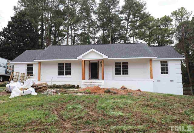1309 Kintyre Circle, Raleigh, NC 27612 (MLS #2282611) :: On Point Realty