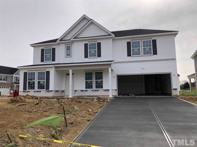 33 Crabtree Drive #124, Clayton, NC 27520 (#2283521) :: The Jim Allen Group