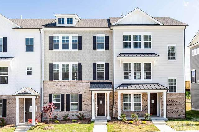 941 Haybeck Lane #94, Apex, NC 27523 (#2283652) :: Team Ruby Henderson