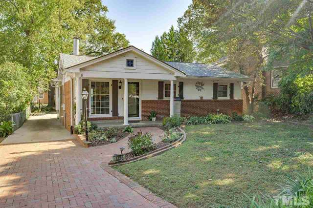 1226 Mordecai Drive, Raleigh, NC 27604 (#2284721) :: The Jim Allen Group