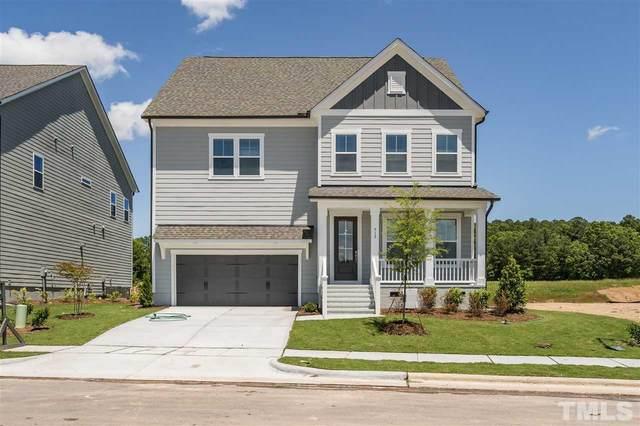 920 Village View Lane Lot 131, Cary, NC 27519 (#2285081) :: Rachel Kendall Team