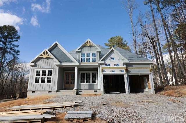 201 Stone Park Drive, Wake Forest, NC 27587 (#2286286) :: The Jim Allen Group