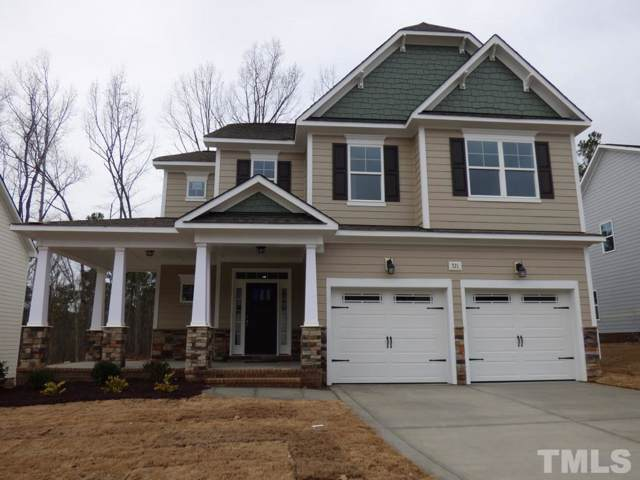 321 Spruce Pine Trail, Knightdale, NC 27545 (#2286409) :: The Jim Allen Group