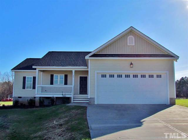 46 Rhododendron Drive, Middlesex, NC 27557 (#2288841) :: Spotlight Realty