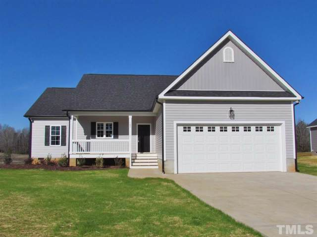 143 Rhododendron Drive, Zebulon, NC 27557 (#2289434) :: Spotlight Realty
